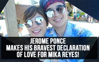 Jerome Ponce makes his bravest declaration of love for Mika Reyes!