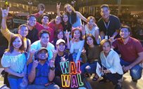 'Walwal' squad full force at Ayala Malls Solenad mall show