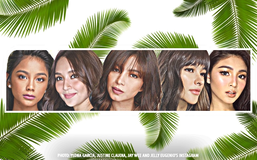Kapamilya ladies set the latest hair trend!