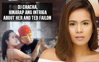 DJ Chacha, hinarap ang intriga about her and Ted Failon
