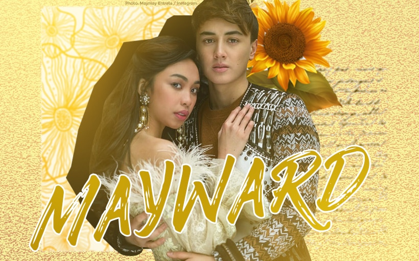 Edward wins at best birthday giver for Maymay <3