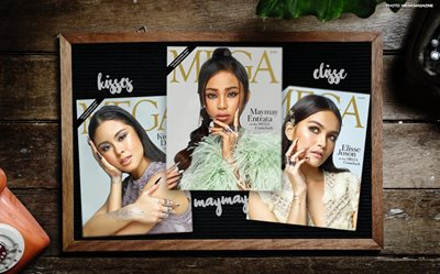 Maymay, Kisses, and Elisse: Who is your spirit animal?