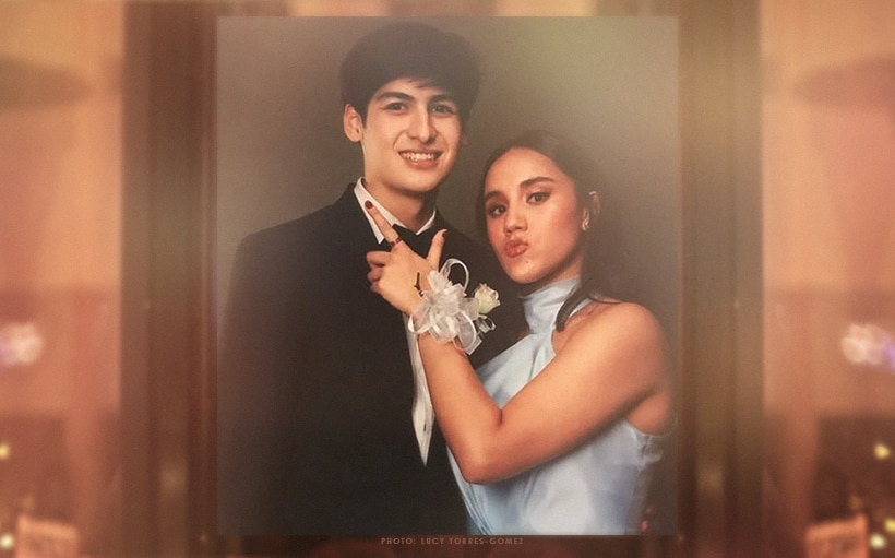 Here's how Andres Muhlach asked Juliana Gomez to prom!