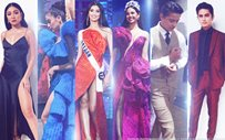 All the outfits that wowed us at the Binibining Pilipinas 2019 Coronation Night