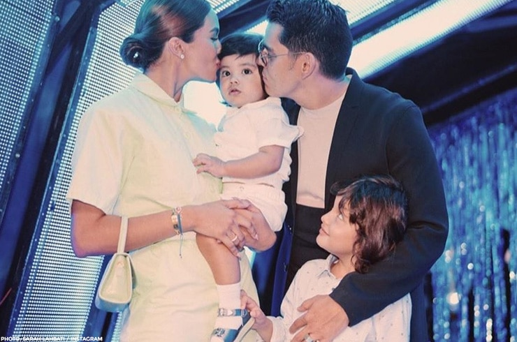 Kai Gutierrez'star-studded, ocean-themed first birthday 16