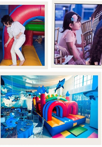 Kai Gutierrez'star-studded, ocean-themed first birthday 25