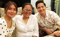 Direk Cathy flies to Thailand for 'Hello, Love, Goodbye' post-prod