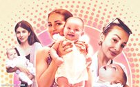 PHOTOS: Meet Nathalie Hart's adorable baby Penelope!