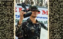Matteo Guidicelli finishes 30-day Scout Ranger Training!