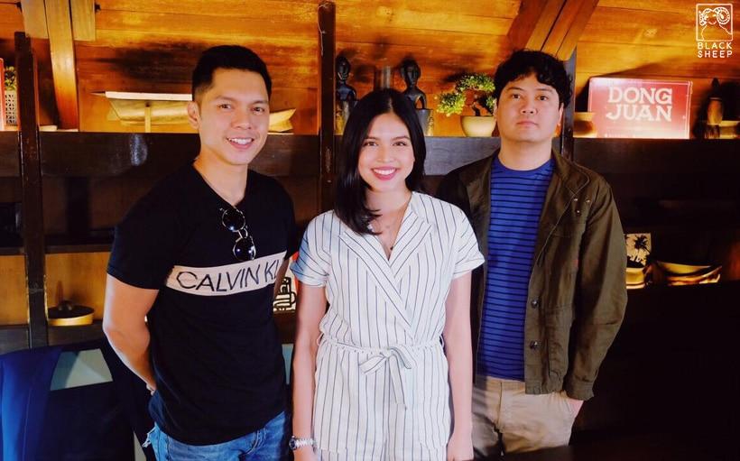 Maine Mendoza, Carlo Aquino team up for new Black Sheep movie!