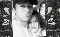 Enzo Pineda proudly shows off his love for Michelle Vito!
