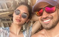 Here's how Pia Wurtzbach and Jeremy Jauncey spent their last day before the lockdown!