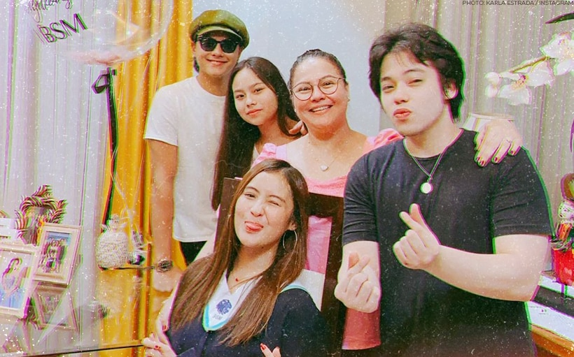 IN PHOTOS: Daniel's sister Magui officially graduates from high school!