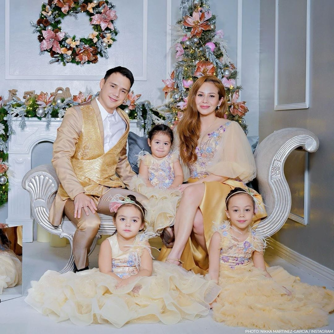 Meet Patrick Garcia's beautiful family!