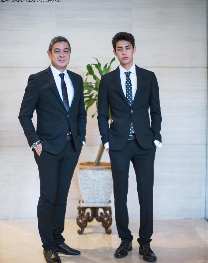 Anthony and Donny Pangilinan