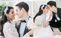 IN PHOTOS: 'PBB 7' alum Tanner Mata's gorgeous 'wedding' to Maria Fabiana!