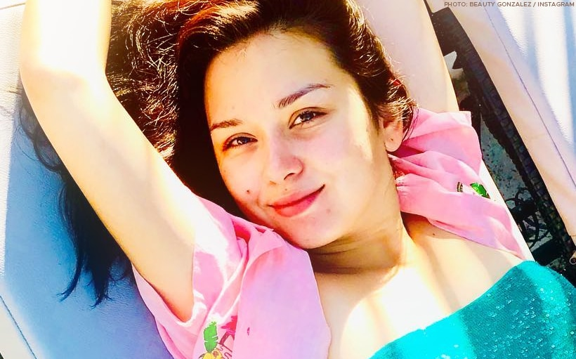 Beauty Gonzalez shares exact moment before a painful jellyfish attack!