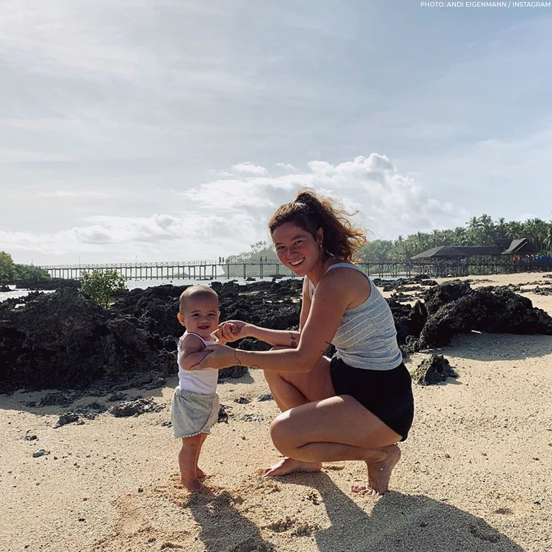 Andi Eigenmann and her simple life in Siargao