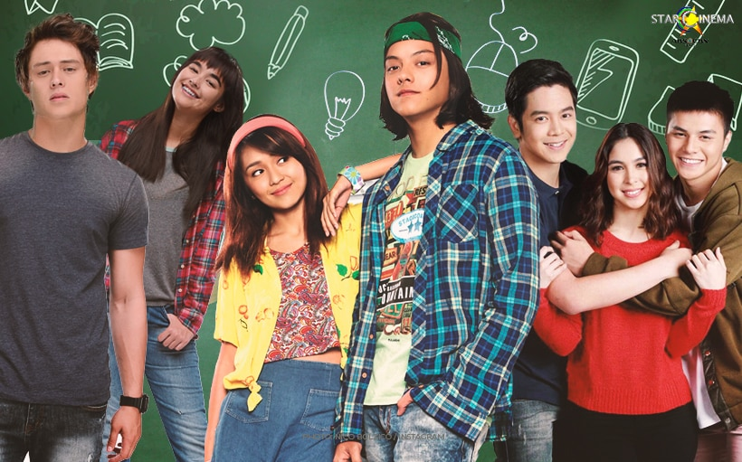 5 scenes in Star Cinema movies that make us miss school!