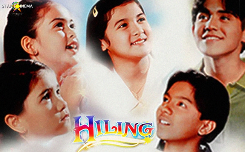 THROWBACK: The adorable cast of the 1998 movie 'Hiling'!