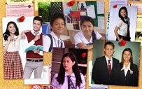 PHOTOS: Kapamilya stars in school uniforms!
