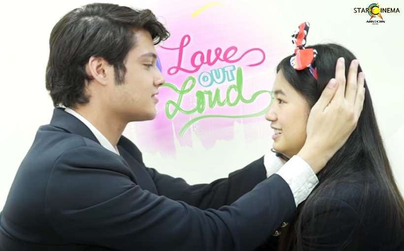 Kaori and Rhys' cute clash in 'Love Out Loud' will make your day