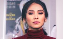 Sarah Geronimo delivers speech about uncertainty and hope at ASEAN-Japan Music Festival