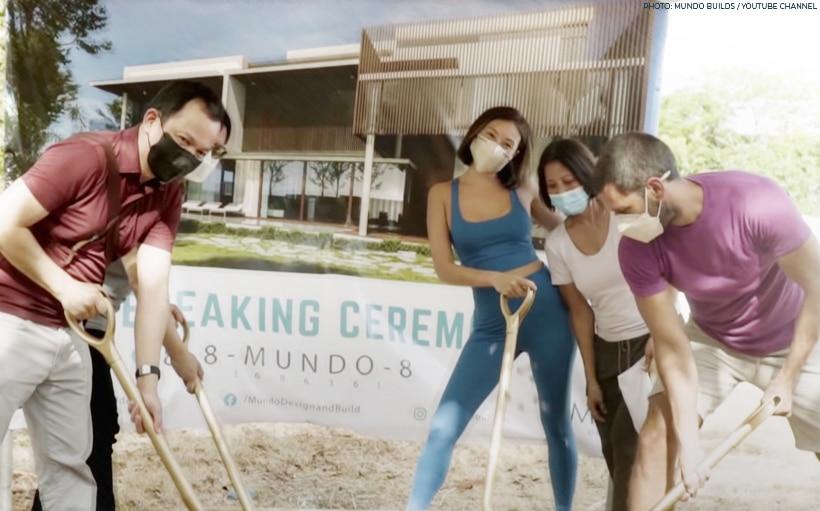 Solenn Heussaff, Nico Bolzico are building their dream house