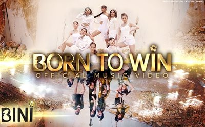 WATCH: BINI officially debuts with 'Born To Win' music video