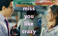 Restored version of John Lloyd and Bea's 'Miss You Like Crazy' coming to KTX