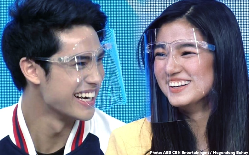 Donny Pangilinan on Belle Mariano as a co-star: 'She really helps you'