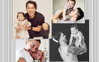 5 celebrities who became dads during the quarantine