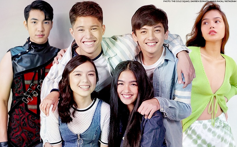 This Week on 'We Rise Together': The Gold Squad, Maris + Darren!
