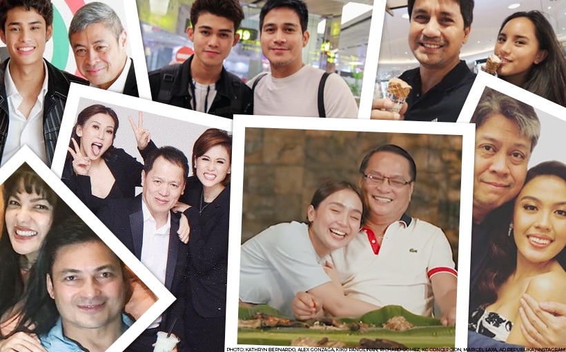PHOTOS: The cutest bonding moments of celebs and their dads