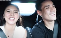 Kim Chiu, Xian Lim reveal more about their relationship in 'Sino ang mas?' challenge