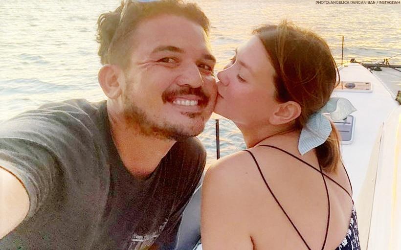 LOOK: Angelica Panganiban spends 'perfect week' with boyfriend Gregg Homan