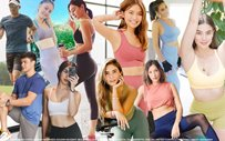 15 celebrities and their stylish workout OOTDs