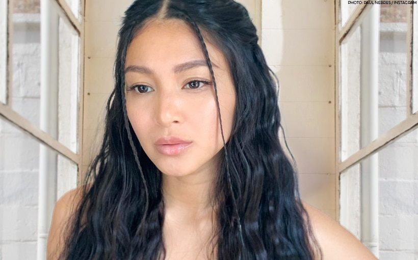 Nadine Lustre recalls what she did when a stranger called her 'suplada'