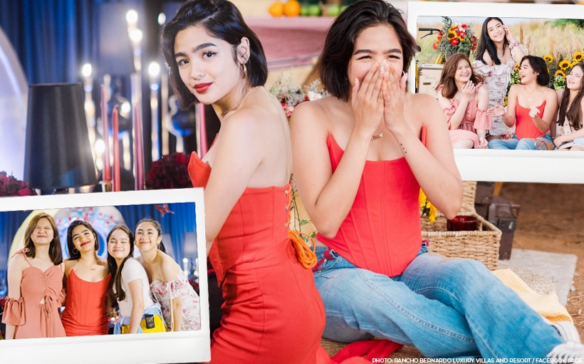 IN PHOTOS: Andrea Brillantes' surprise debut party courtesy of her friends