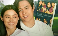 Alone/Together' Original Screenplay, available na!