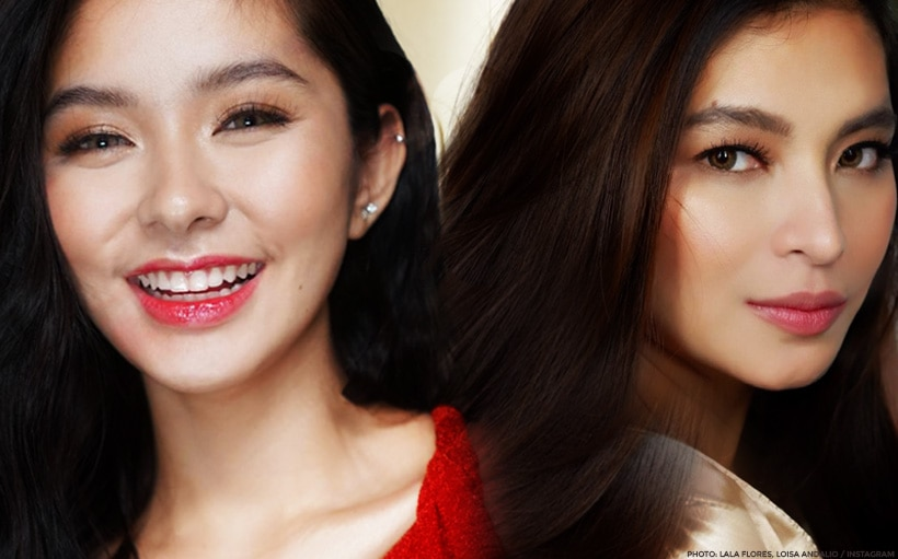 Here's how Angel Locsin won the heart of Loisa Andalio's family!