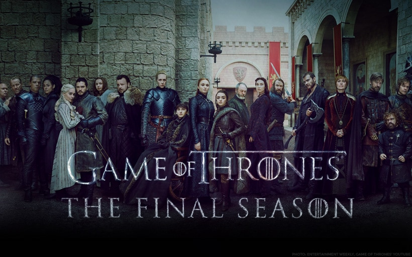 WATCH: 'Game of Thrones' Season 8 trailer has arrived!