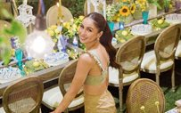All the happenings at Julia Barretto's 22nd birthday party
