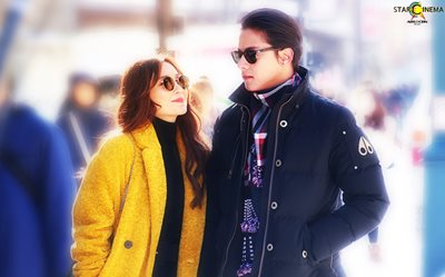 MORE PHOTOS: KathNiel's kilig-inducing BTS moments in Hokkaido!