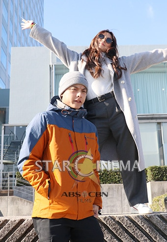 More exclusive KathNiel photos from Hiroshima! 29