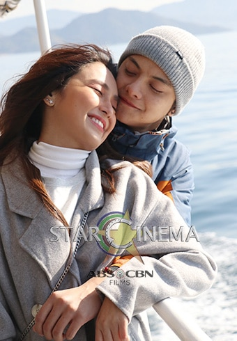More exclusive KathNiel photos from Hiroshima! 30
