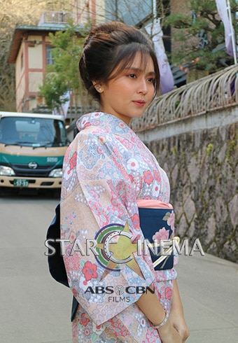 More exclusive KathNiel photos from Hiroshima! 35