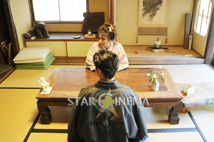 More exclusive KathNiel photos from Hiroshima! 37