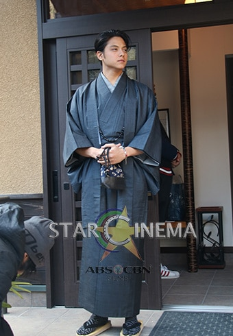 More exclusive KathNiel photos from Hiroshima! 4