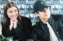 PHOTOS: LizQuen, sobrang sweet sa 'Alone/Together' Thanksgiving Lunch!